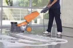 Supermarkt Reinigung / Ladenreinigung Gebäudereinigung Kruppa